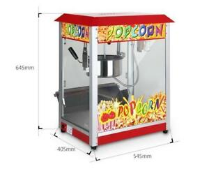 Brand New Popcorn Machine Popper Bar Style Commercial 110v 153078