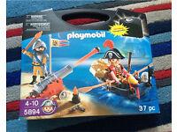 Playmobile Pirate Playset