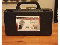 Konig Electronics Uni-Directional Professional Dynamic Microphpone in Storage case New in box