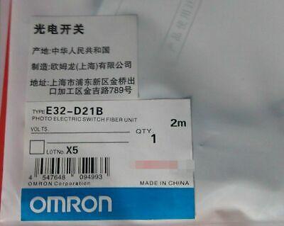 Omron E32-d21b 2m