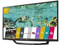 "LG 49UH620V Smart 4k Ultra HD HDR 49"" LED TV 5 year guarantee New RRP £529.00 Our price £395.00"