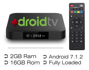 T95 S1 Android TV Box (Fully Loaded / 1-mo IP TV Service)