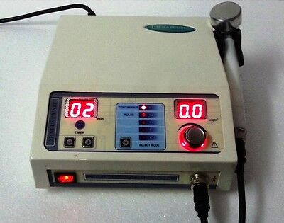New Physiotherapy Portable Therapeutic Ultrasound 1 Mhz Therapy Unit Machine 5