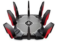 TP-Link Archer AX11000 Next-Gen Tri-Band Gaming Wifi 6 Router