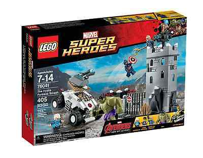LEGO® Marvel Super Heroes 76041 Einbruch in die Hydra-Festung NEU OVP NEW MISB