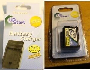 Battery & Charger *Sony A7 A6300 A7r A7sii* *NEUF* NEW