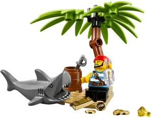 LEGO Pirates 5003082 Pirates Adventure Exclusive [Open Box]