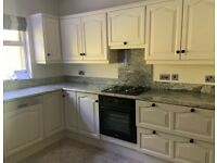 Grey and White Two Tone Shaker Kitchen