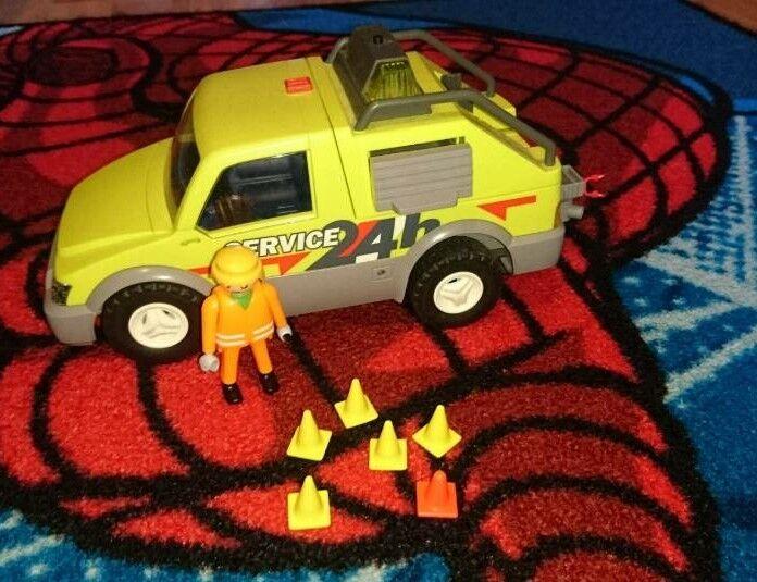 Playmobile car