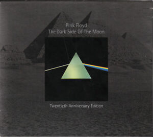 Pink Floyd- The dark side of the moon (coffret 20e anniversaire)