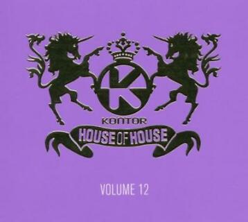 cd - VARIOUS ARTISTS - HOUSE OF HOUSE VOL.12 (nieuw)