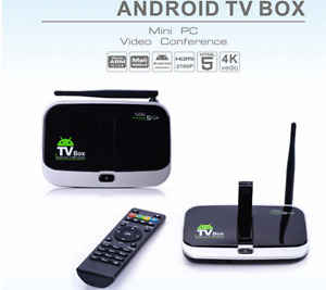 A31 1GB/8GB Android 4.2 TV Box Built in 2.0MP Camera Mic Bluetoo