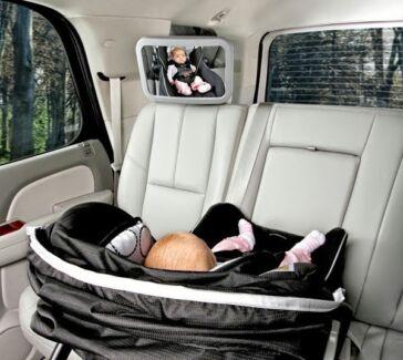 Britax Car Backseat Swivel Mirror for Baby