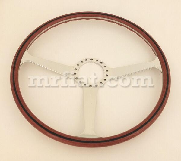 Ferrari 250 275 330 365 Steering Wheel W/ Ring New