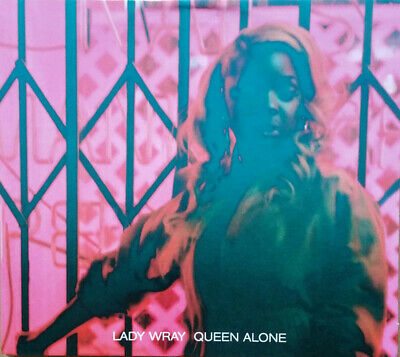 Lady Wray – Queen Alone CD NEW & Sealed Nicole Wray Big Crown