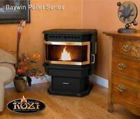 GAS FIREPLACES, PELLET STOVES, WOOD STOVE