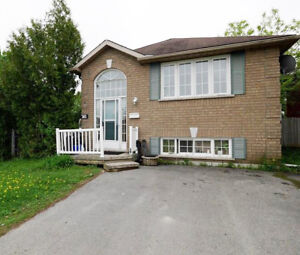 New! Freshly painted 3 bedroom apartment for rent in PTBO.