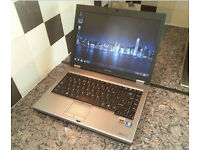 "TOSHIBA TECRA M9 LAPTOP 14.1"", 2.00GHz(x2), 2GB, 100GB, WIFI, DVDRW, BLUETOOTH, OFFICE, FIREWALL, W7"