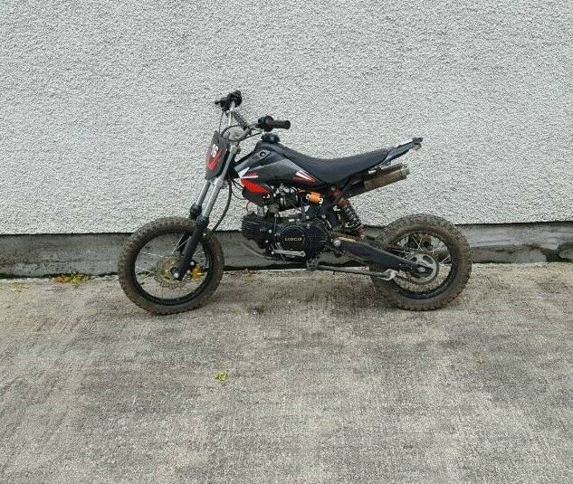 Pit bike 70cc by Loncin Christmas gift?