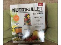 Nutri Bullet - Brand new & sealed.