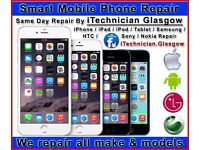 Low Cost Repairs Laptops Mobile Phones Cracked Screen iPhone iPad Samsung MacBook iRepair Southside