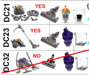 WANTED: DYSON DC21 or DC23 - WORKING OR NOT
