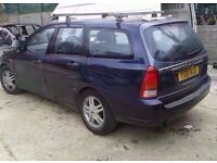 2001 MK1 FORD FOCUS 1.6 ESTATE BREAKING FOR PARTS
