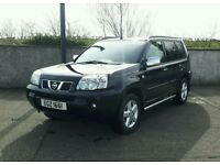 2005 2.2 nissan x trail SVE jeep 4x4