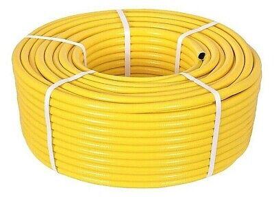 Garden Hose Pipe Flexible Reinforced 100 M Professional Hosepipe Watering Garden