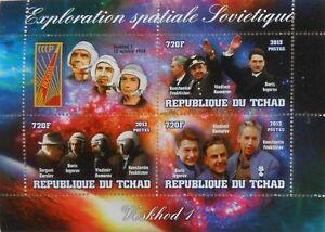 VOSKHOD 1 space Komarov Feokistov Yegorov Korolev Tchad 2013 #tchad2013-63 - <span itemprop=availableAtOrFrom>Olsztyn, Polska</span> - VOSKHOD 1 space Komarov Feokistov Yegorov Korolev Tchad 2013 #tchad2013-63 - Olsztyn, Polska