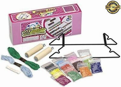 Bits And Pieces - Bead Weaving Loom Kit-Over 1000 Colorful Beads - FBA_40192 New