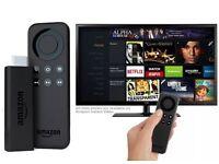 Amazon Fire TV Stick with Kodi