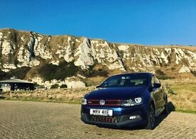***VW Polo GTI 200bhp 2011 (61) 1.4 TSI Modified 180 DSG Paddle Shift not fabia a1 a3 ibiza golf ***