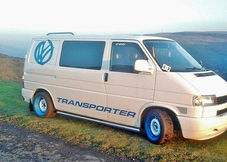 vw t4 transporter 1000 1 9 td campervan swb t5 in. Black Bedroom Furniture Sets. Home Design Ideas