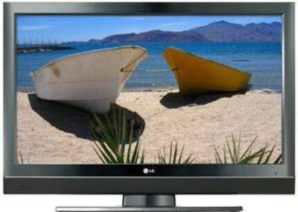 """LG 37"""" HD LCD TV with Remote"""