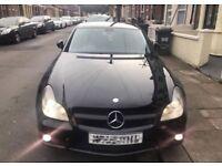 Mercedes CLS 320 cdi, PUSH BUTTON START, AMG LINE