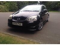 Honda Civic Type R replica - £1295 ono - FSH • Low Mileage • Cambelt Changed
