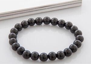 Beaded bracelet brand-new black
