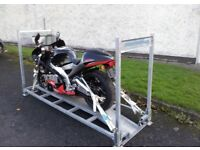 MOTORCYCLE TRANSPORT DELIVERY UK - SPAIN - FRANCE SHIPPING SERVICE VAN BIKE LARGE ITEMS