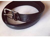 Mens belt brand new