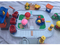 Fisher price little people's train station