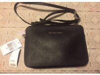 Michael Kors crossbody bag black