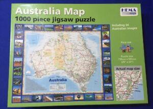 Map Of North East Australia.Australia Map Jigsaw Other Books Music Games Gumtree