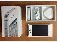 APPLE IPHONE 4S GOOD CONDITION COME WITH ACCESSORISES