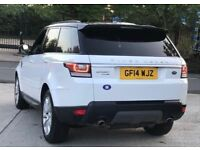 2014 Land Rover Range Rover Sport 3,0 TD V6 SE 4X4 5dr