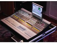 Avid Digidesign Venue D Show Mix Rack With Profile