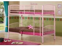 Single Metal Bunk Bed Available Limited Offer