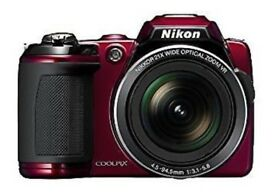 Nikon Coolpix L120 (DIGITAL CAMERA)