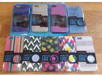 Brand new iphone 5/5S cases
