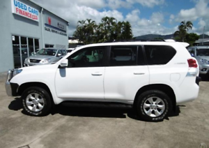 From $147* per week on finance 2012 Toyota LandCruiser Wagon
